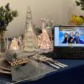 クリスマスパーティーもリモートで♪【プロが教えるテーブルコーデ】